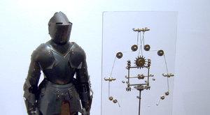 Fantastické vynálezy Leonarda da Vinci 1: Robot, tank a kulomet