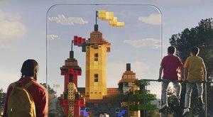 Minecraft jako Pokémon GO: Nová hra slibuje revoluci v ulicích