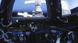 Prožij 18 minut na Mezinárodní vesmírné stanici