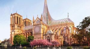Nová naděje: Obnova katedrály Notre Dame