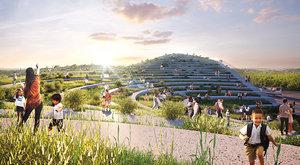 Zelená tržnice: Příroda ve velkoměstě