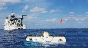 Dobrodružná Expedice Five Deeps: Na dno oceánů