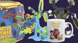Soutěž s filmem Willy a kouzelná planeta