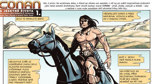 Barbar Conan v časopisu ABC!