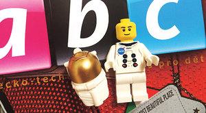 LEGO Orel přistál v ABC! Lunární modul Eagle