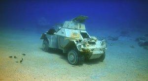 Válečné stroje: Historie potopená na dně moří