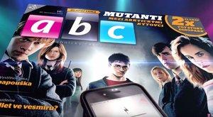 V novém čísle časopisu ABC 16/2019 najdeš Harryho Pottera s mutanty