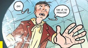 Komiks s rozumem 13: Jak se kreslí komiks - a zase ta perspektiva