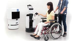 Tokio 2020: Olympijští roboti
