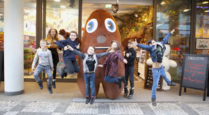Soutěž o vstupenky do Muzea čokolády Chocotopia a Muzea voskových figurín