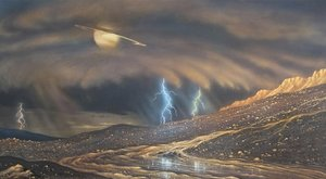 Existuje na Titanu život?