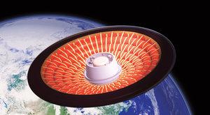 Jak přežít pád na planetu: Nafukovací tepelný štít