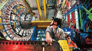 CERN: Za hranicí chápání