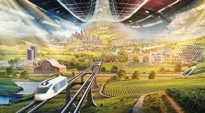 Bezosovy kolonie: Budou žít lidé ve vesmíru?