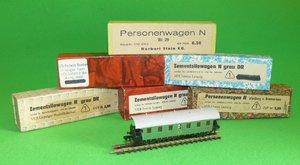 Mašinky v ABC: Vagóny v záhadných krabičkách