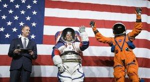 NASA vybavila nové skafandry nejmodernějšími technologiemi