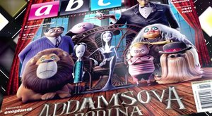 Časopis ABC č. 22/2019: Rozšířené vydání s Addamsovou rodinou