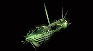 Záhada neznámé lodi: 500 let pod vodou