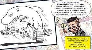 Komiks s rozumem 15: Jak se kreslí komiks - panelování