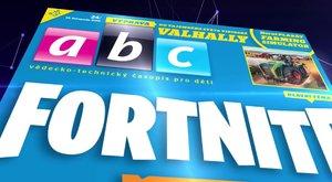 Nové číslo ABC: A zase ten Fortnite