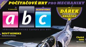 Český letoun L39NG a hry pro mechaniky v ABC