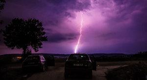 Lovci bouřek: Fascinace hromy a blesky