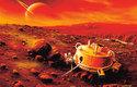 Na největším Saturnově měsíci Titanu panují extrémně drsné podmínky. V budoucnu by jim měl čelit na pohled křehký nafukovací letoun.