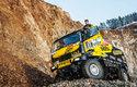 Martinův zbrusu nový závodní kamion Franta v barvách pro Rallye Dakar 2017