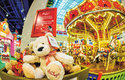 Pohledy do pražského hračkářství Hamleys