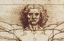 Vitruviánský muž od Leonarda da Vinciho