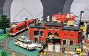 V Praze právě probíhá největší výstava modelů z kostek LEGO. Všeho nechte a mazejte se podívat! Brick Republic musíte vidět