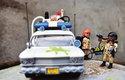 Playmobil Ghostbusters Ecto-1: Na scénu totiž přichází nová řada stavebnic k filmu Krotitelé duchů!
