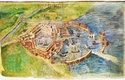 Římské přístavy sloužily jako obchodní centra po obvodu Středozemního moře