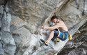 Horolezec potřebuje kromě svalů i silnou vůli a ocelovou psychiku