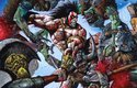 Nejznámějším komiksovým berserkem je divoký keltský válečník Sláine