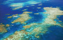 Velký bariérový útes je 2300 km dlouhý