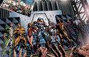 Dark Avengers se maskují za známé hrdiny a lžou veřejnosti, že jim jde o jedině o to konat dobro. Přitom tajně páchají zlo