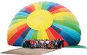 """Řada """"Kubíčků"""" je balónovými piloty"""