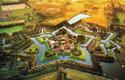 Nejdokonalejší renesanční pevnost Bourtange v Nizozemí