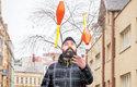 Honza z 22.cz se umí ohánět míčky i kužely