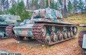Sovětský tank KV-1