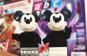 Mickey a Minnie zdraví z redakce ábíčka