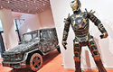 Iron Man v Galerii ocelových figurín