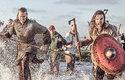Pohádková reprezentace útoku vikingů. Kočky jim šly v patách