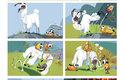 Komiks Mimoni Světoběžníci