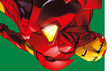 Komiks Iron Man: Hrdina ve zbroji
