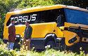 Překonat přírodní překážky v pohodlí – to je úkol autobusu Torsus Praetorian
