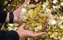 Česká mincovna: Tady se v penězích můžou doslova koupat!