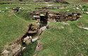 Ruiny vikinských staveb v Grónsku