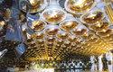 To není moderní architektura, ale obří soustava senzorů určená pro výzkum tajemných elementárních částic neutrin